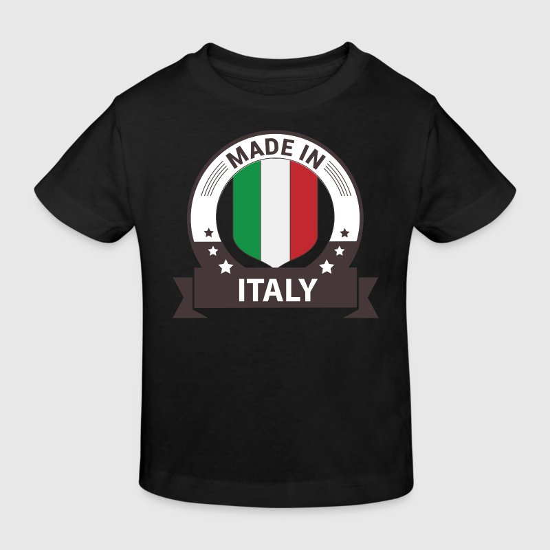 Made in Italy - Italien T-Shirts - Kinder Bio-T-Shirt