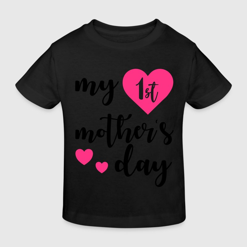 1st Mothers day Shirts - Kids' Organic T-shirt