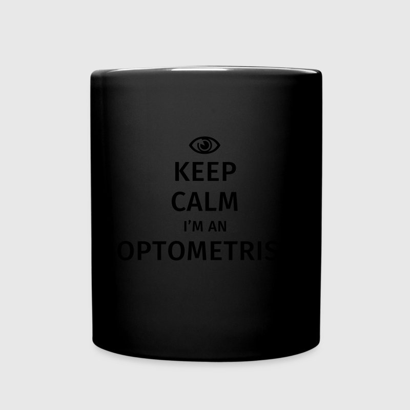 Keep Calm I'm an Optometrist Tazze & Accessori - Tazza monocolore