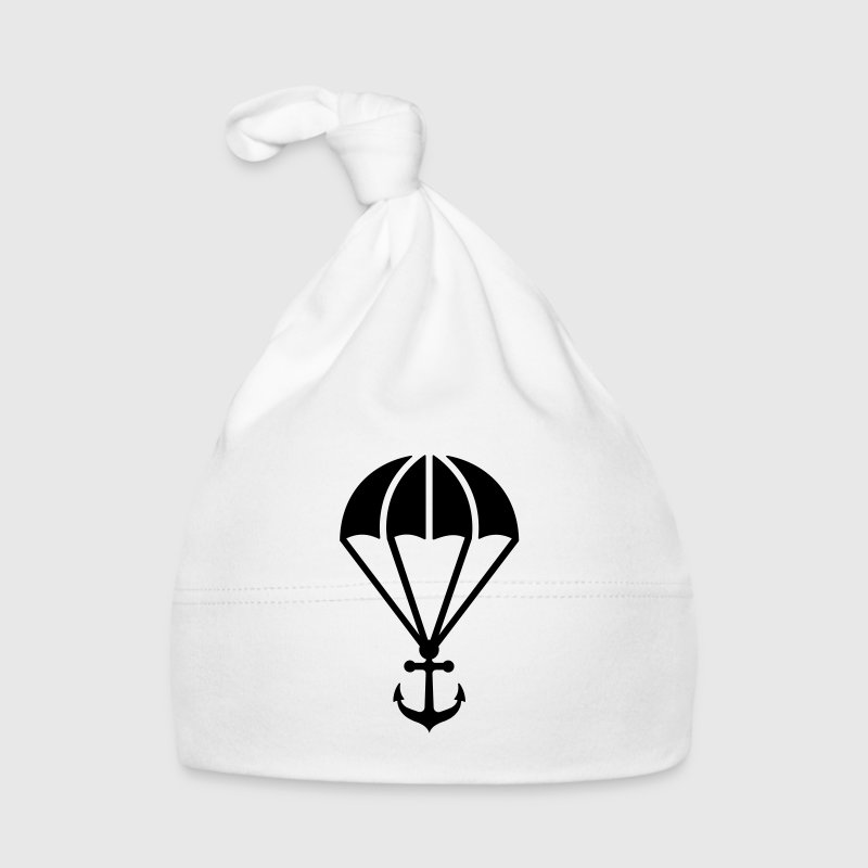 Parachute with anchor Baby Mütze - Baby Mütze