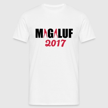 Magaluf 2017 Sportbekleidung - Men's T-Shirt