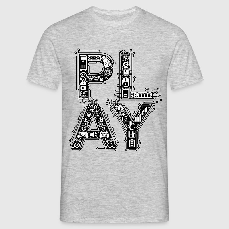 Play Tee shirts - T-shirt Homme