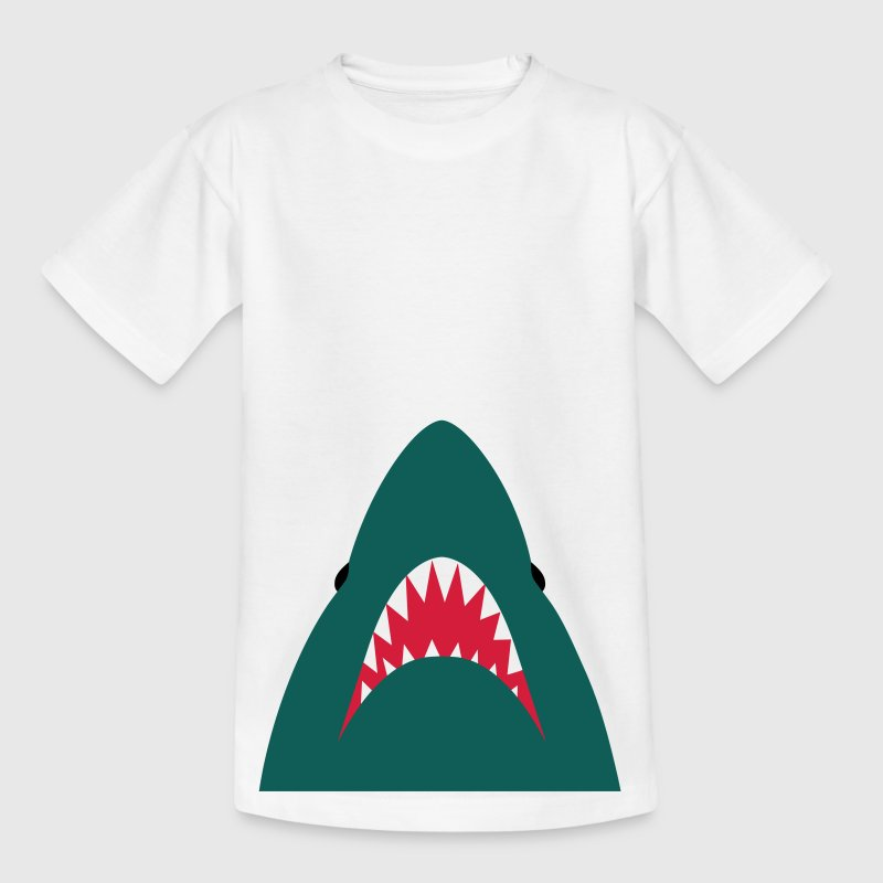 Haifisch T-Shirts - Teenager T-Shirt