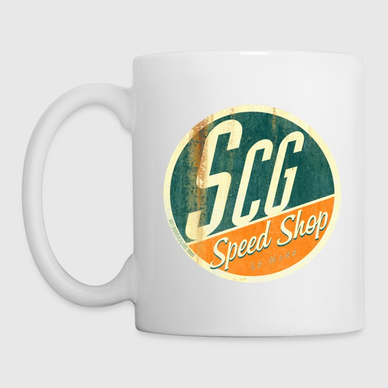 SCG Speedshop Mug - Mug