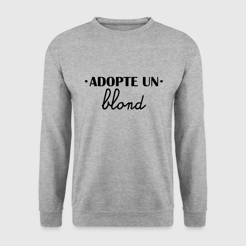 adopte un blond Sweat-shirts - Sweat-shirt Homme