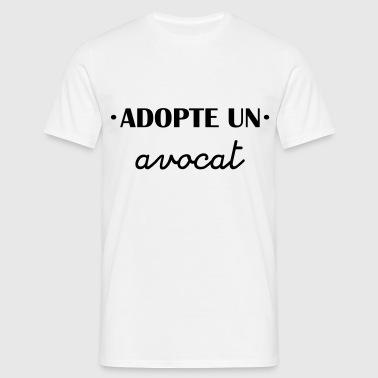 tee shirts adopte commander en ligne spreadshirt. Black Bedroom Furniture Sets. Home Design Ideas
