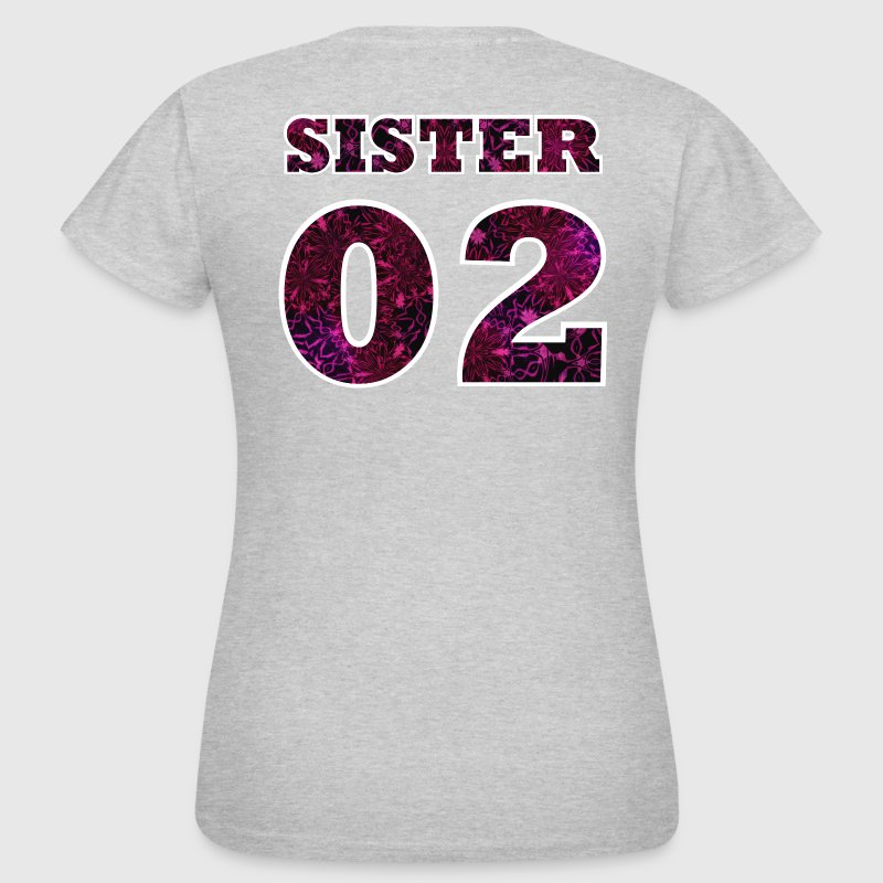 Sister 02 T-Shirts - Frauen T-Shirt
