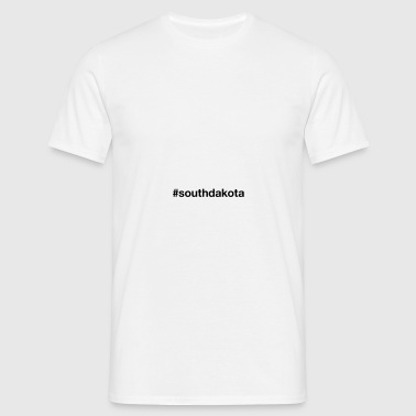 SOUTH DAKOTA - Männer T-Shirt