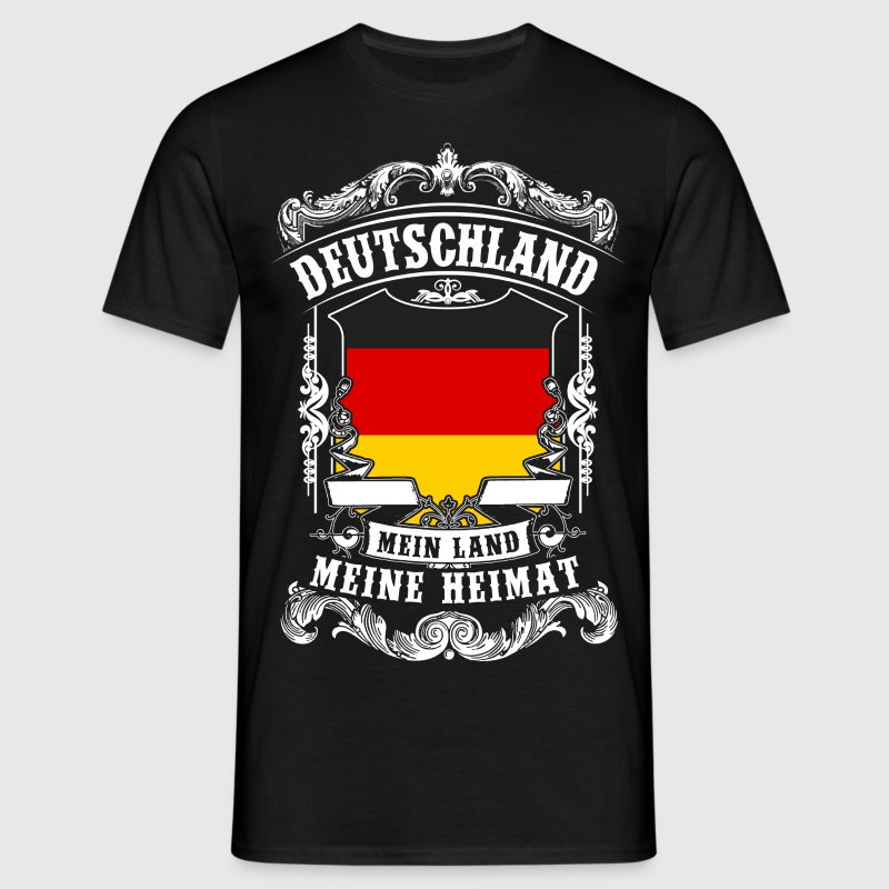Germany - my country - my home T-Shirts - Men's T-Shirt