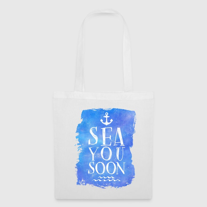 SEA YOU SOON Bags & Backpacks - Tote Bag