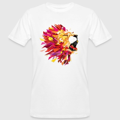 White Lion T-Shirts - Men's Organic T-shirt