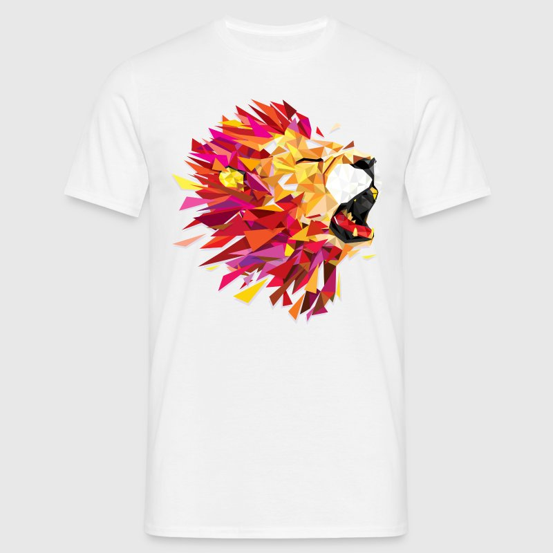 White Lion T-Shirts - Men's T-Shirt