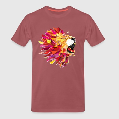 White Lion T-Shirts - Men's Premium T-Shirt