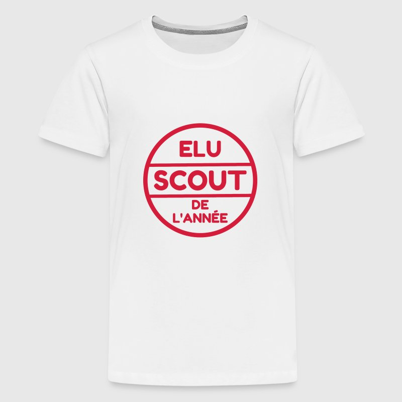 scout / scouting / scoutisme / guide Tee shirts - T-shirt Premium Ado