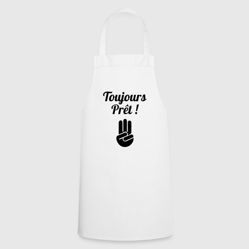 Scout Scoutisme Scouting  - Toujours Prêt  Aprons - Cooking Apron