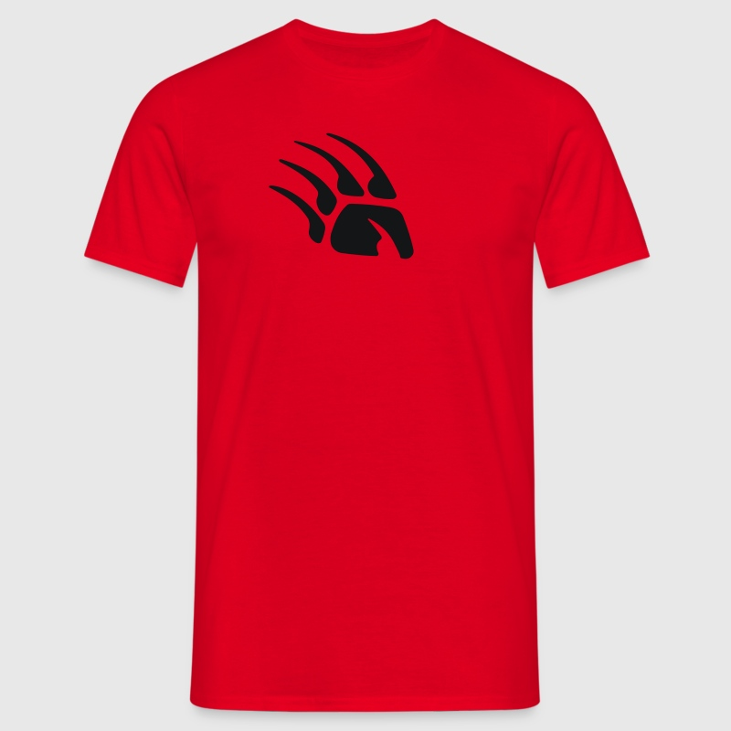 Badger Paw T - Men's T-Shirt