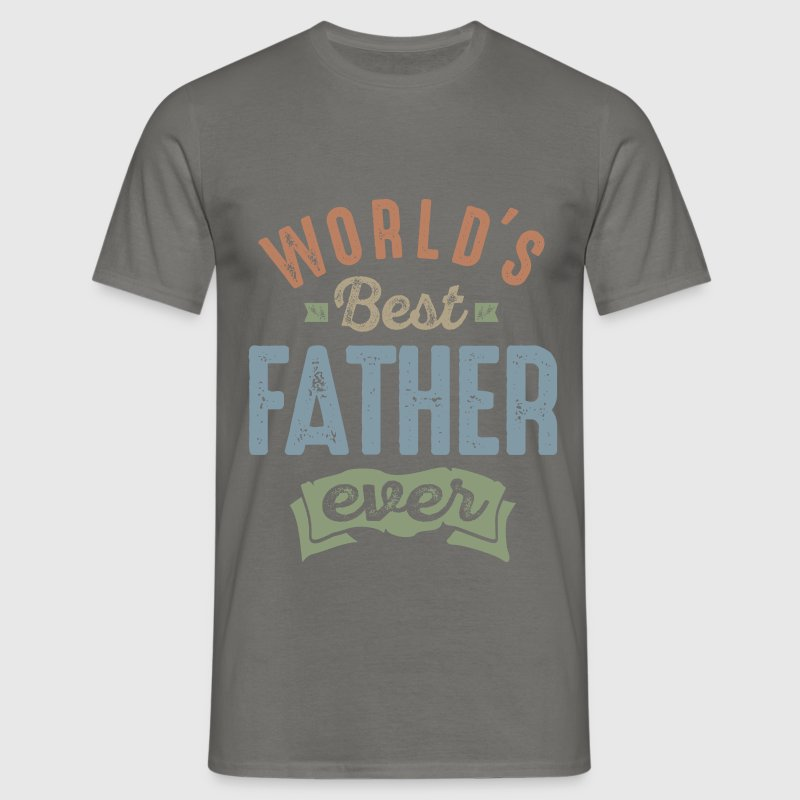 World's Best Father - Men's T-Shirt