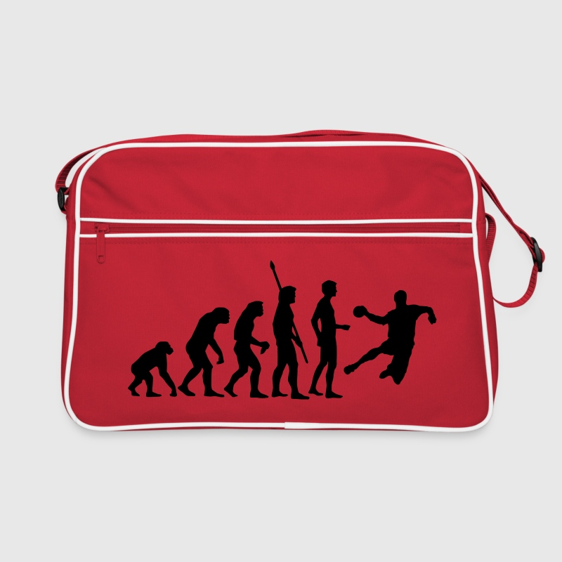evolution_handball_b_1c bolsas - Bandolera retro
