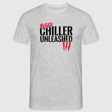 Wilder Cameron unleashed Vêtements de sport - T-shirt Homme