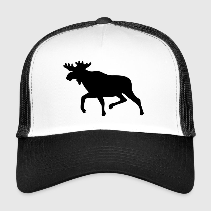 Elk Caps & Hats - Trucker Cap