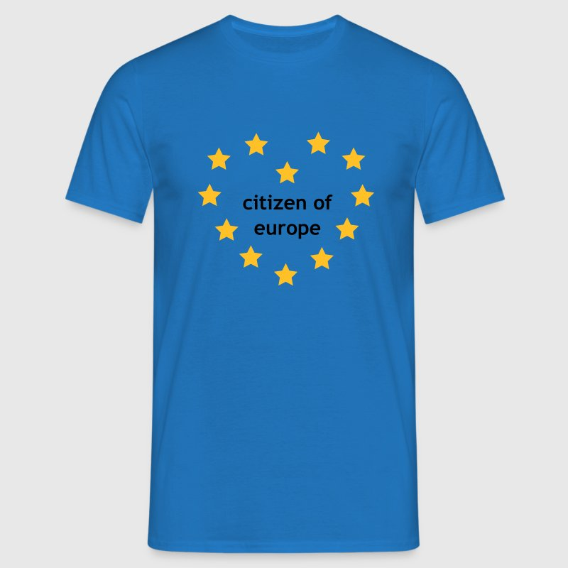 Citizen of Europe Tee shirts - T-shirt Homme