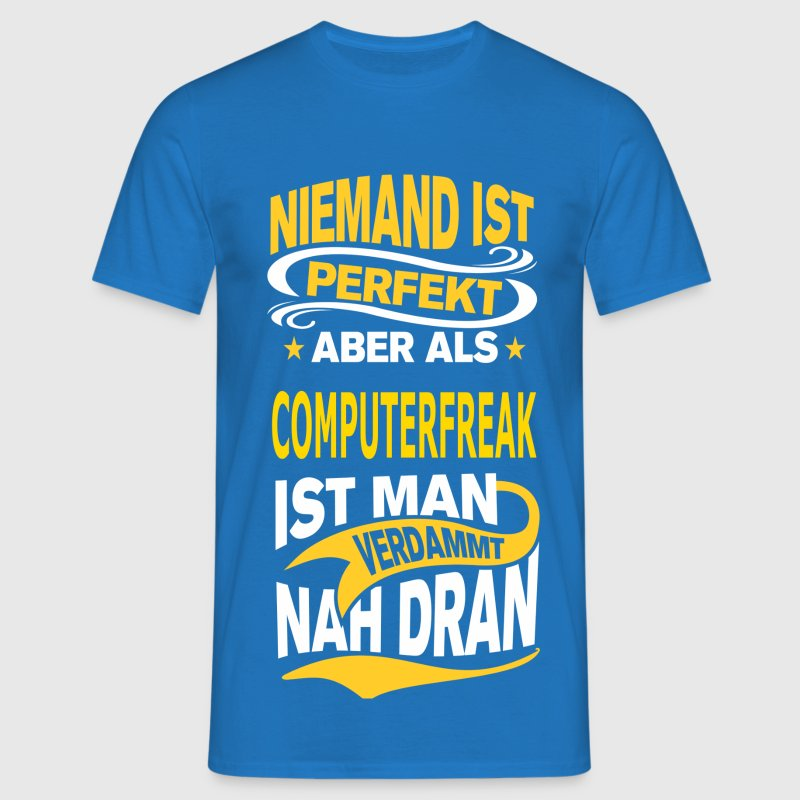 COMPUTERFREAK T-Shirts - Männer T-Shirt