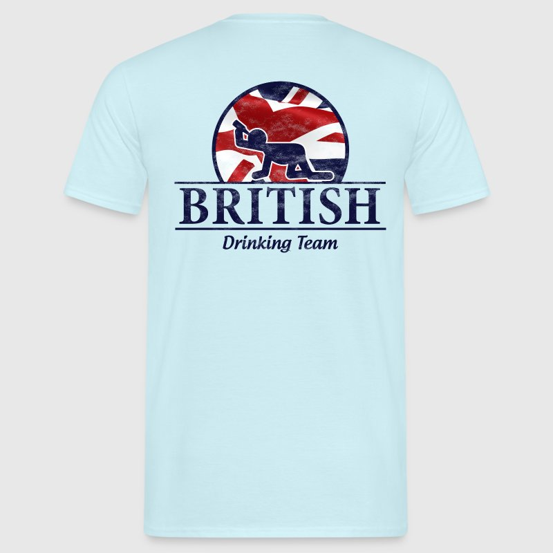 BRITISH DRINKING TEAM T-Shirts - Men's T-Shirt