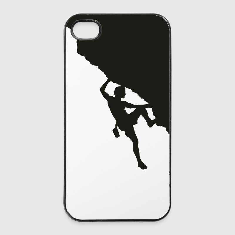 Coque rigide iPhone 4/4s escalade - Coque rigide iPhone 4/4s