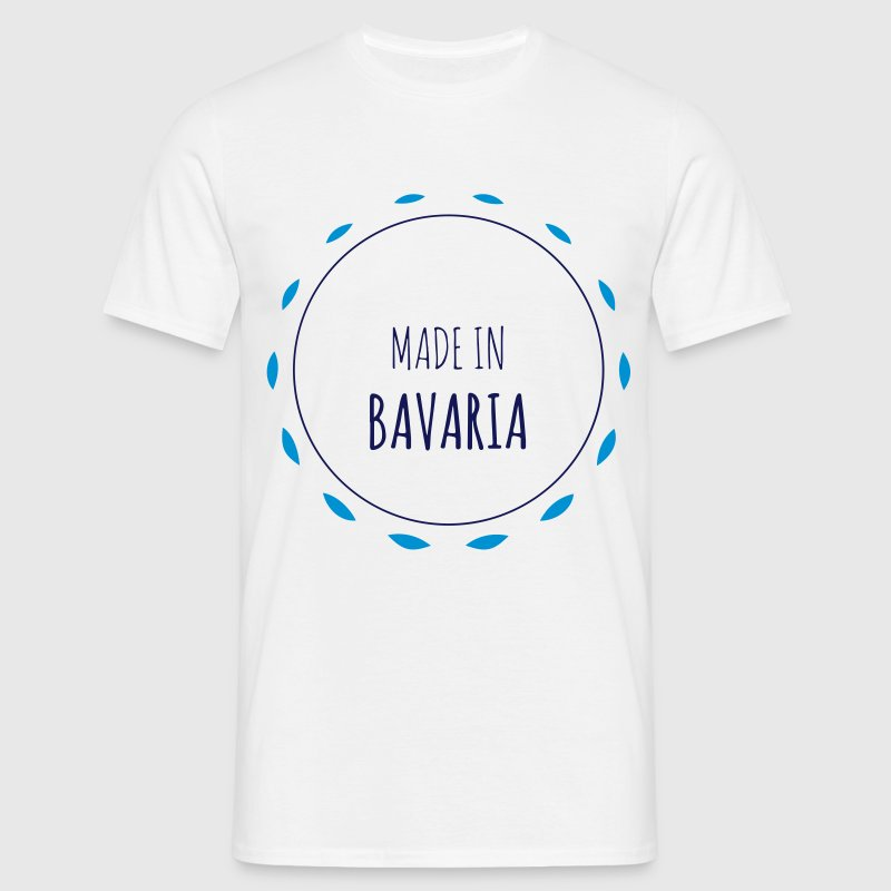 made in bavaria T-Shirts - Männer T-Shirt