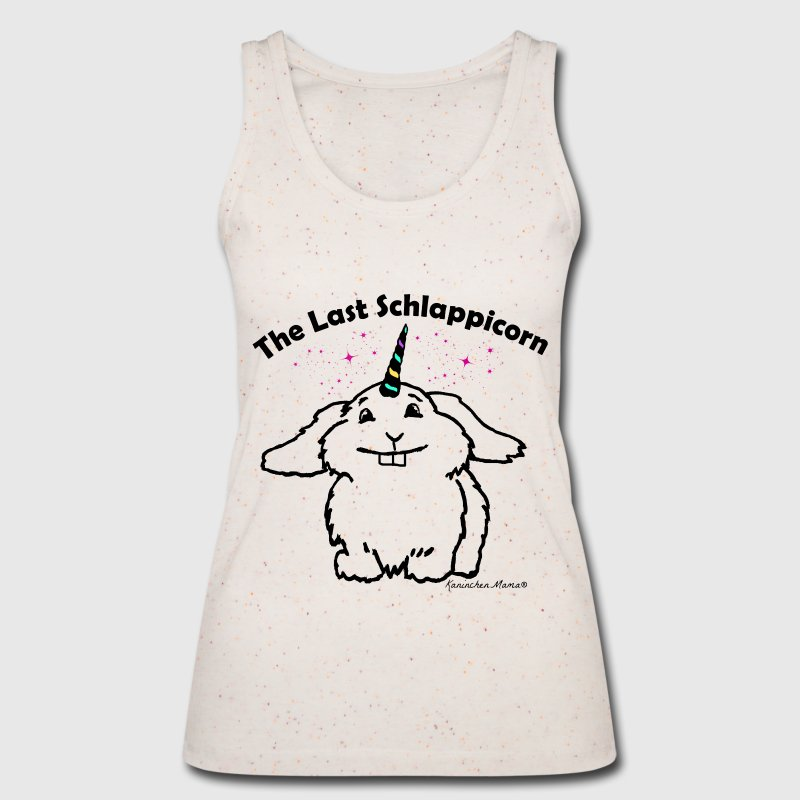 The Last Schlappicorn Tank Top - Frauen Bio Tank Top von Stanley & Stella