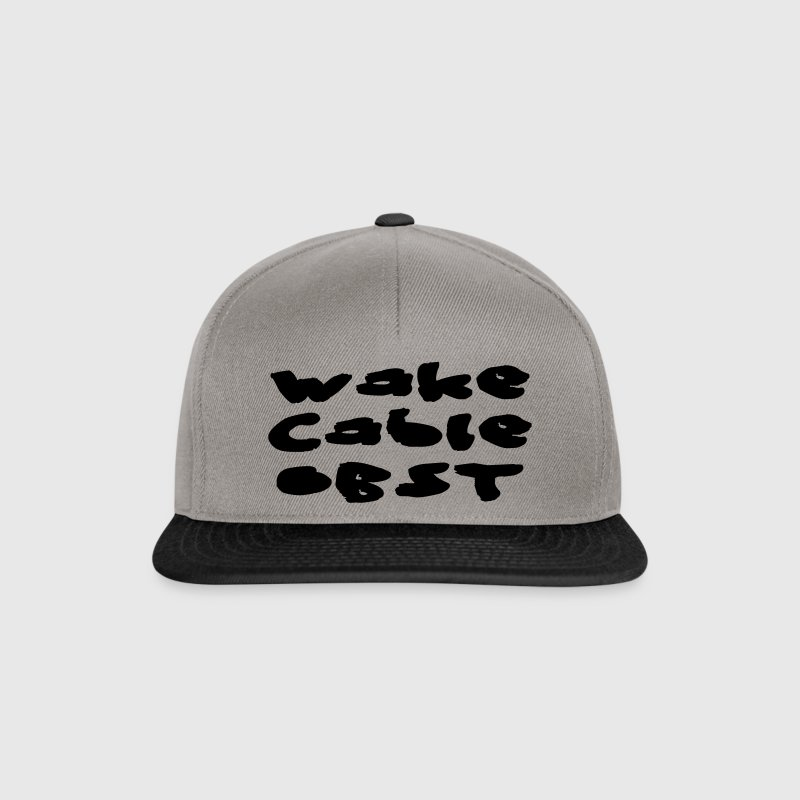 Wake Cable Obst Wakeboard Caps & Mützen - Snapback Cap