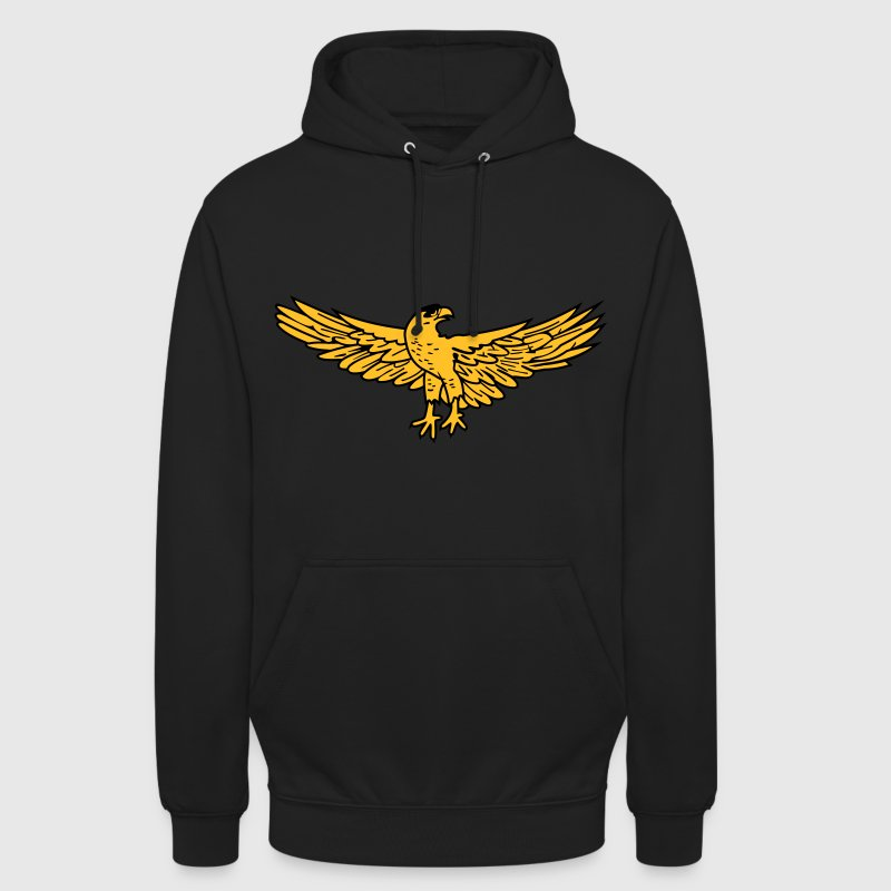 Eagle Rome SPQR Sweat-shirts - Sweat-shirt à capuche unisexe