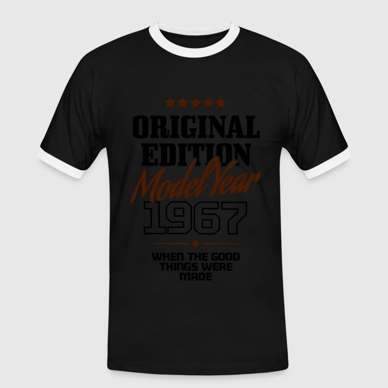 Original Edition - Model Year 1967 Tee shirts - T-shirt contrasté Homme