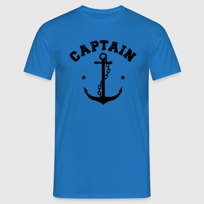 CAPTAIN ANCHOR  T-Shirts - Men's T-Shirt