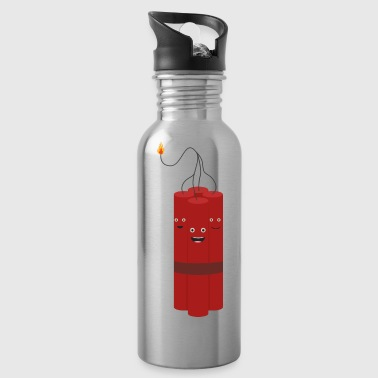 Dynamite explosion guys Sx4x1 Other - Water Bottle