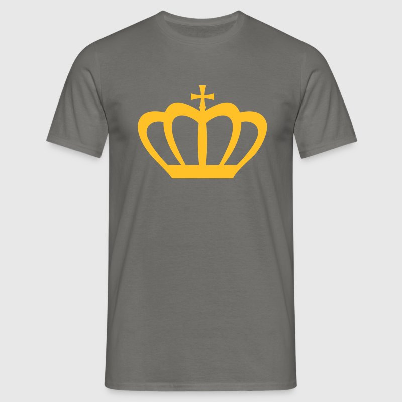 Crown Winner King Queen Princess Camisetas - Camiseta hombre