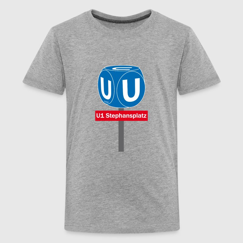 U1 Stephansplatz Wien T-Shirts - Teenager Premium T-Shirt
