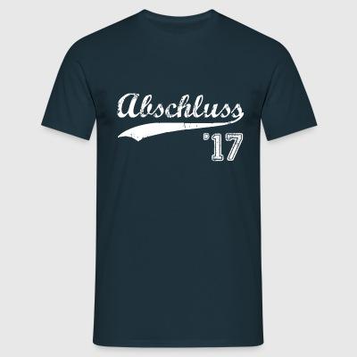 suchbegriff 39 abschluss 2017 39 t shirts online bestellen. Black Bedroom Furniture Sets. Home Design Ideas