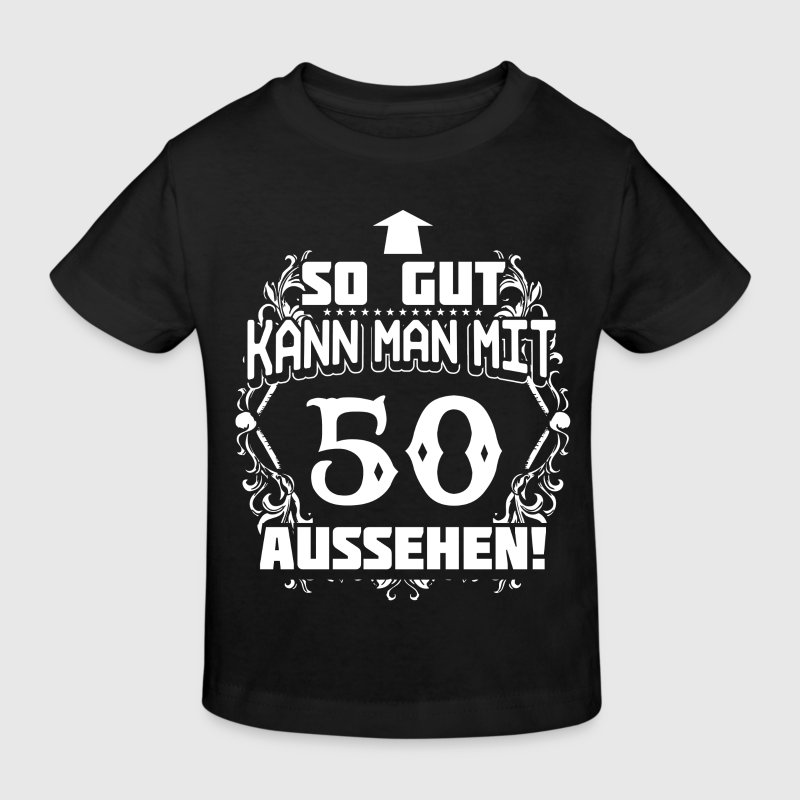 50 jahre geburtstag aussehen de t shirt spreadshirt. Black Bedroom Furniture Sets. Home Design Ideas