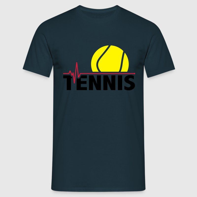 Tennis tennisbal Pulse T-shirts - Mannen T-shirt