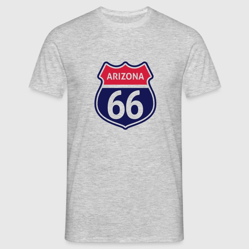 route 66 Tee shirts - T-shirt Homme