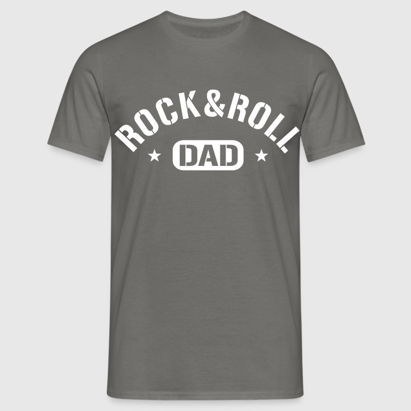 Rock and Roll Dad T-Shirts - Männer T-Shirt