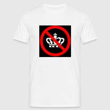 Anti Royal Mulepose - Herre-T-shirt