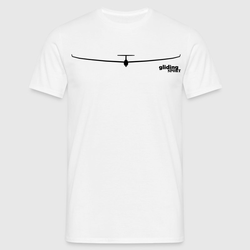 Basic Shirt GLIDING SPORT: AVIATION-SHIRTS.de - Männer T-Shirt