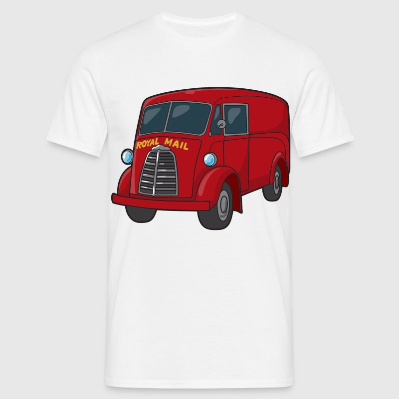 Royal Mail - Men's T-Shirt