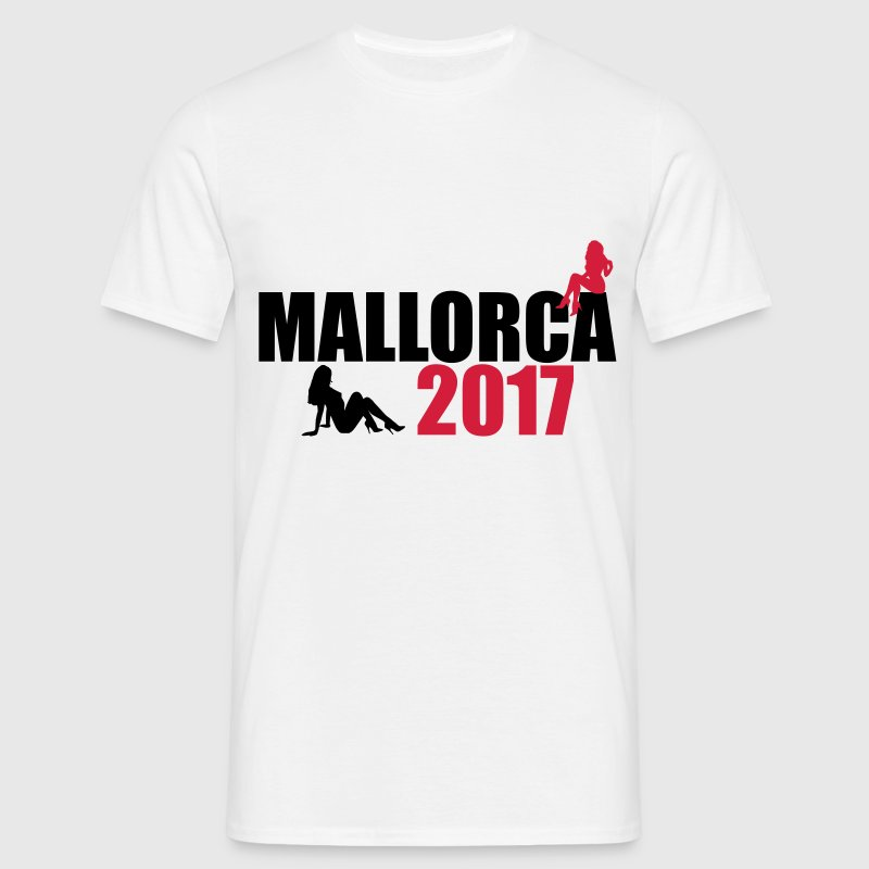 Mallorca 2017 t-shirt  - Men's T-Shirt