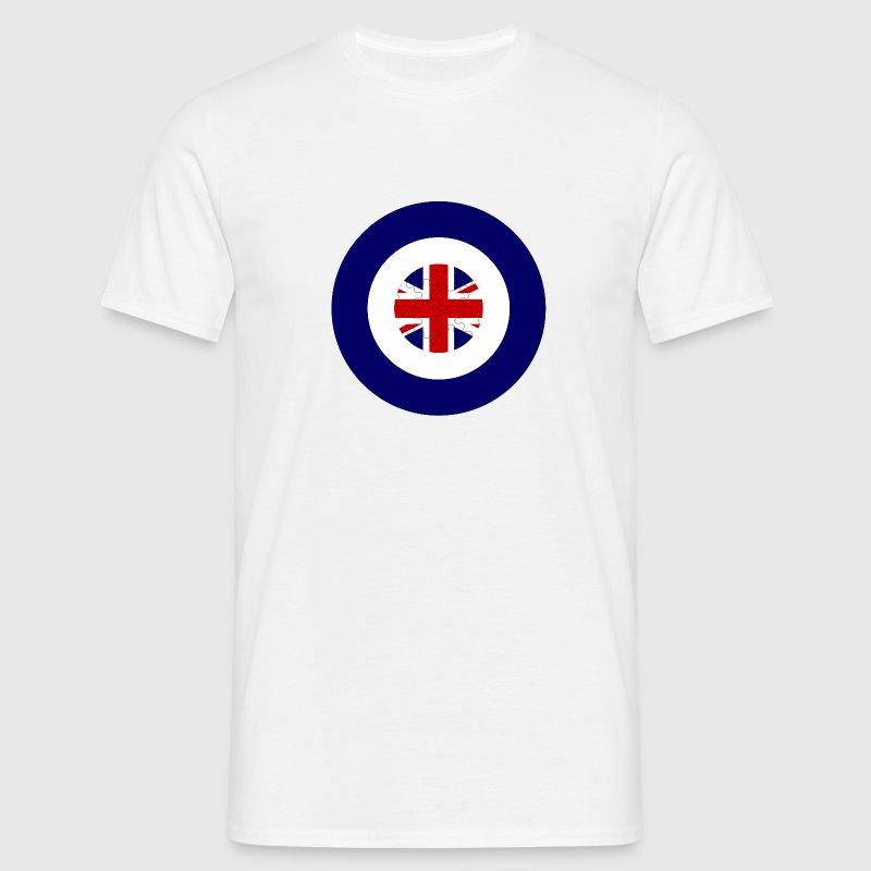 Roundel Union Jack - Men's T-Shirt