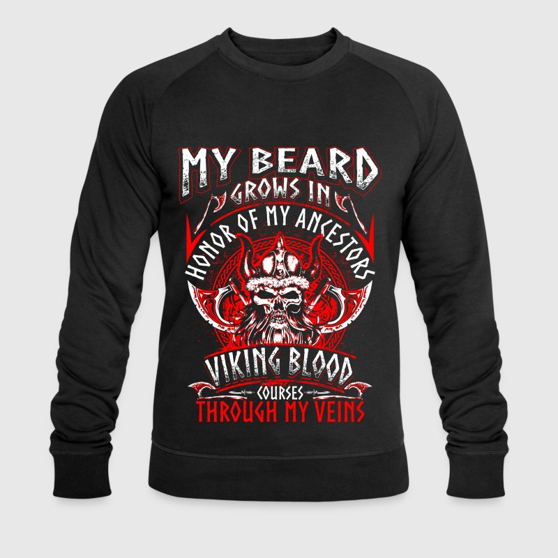 My Beard Honor - Viking - EN Hoodies & Sweatshirts - Men's Sweatshirt by Stanley & Stella