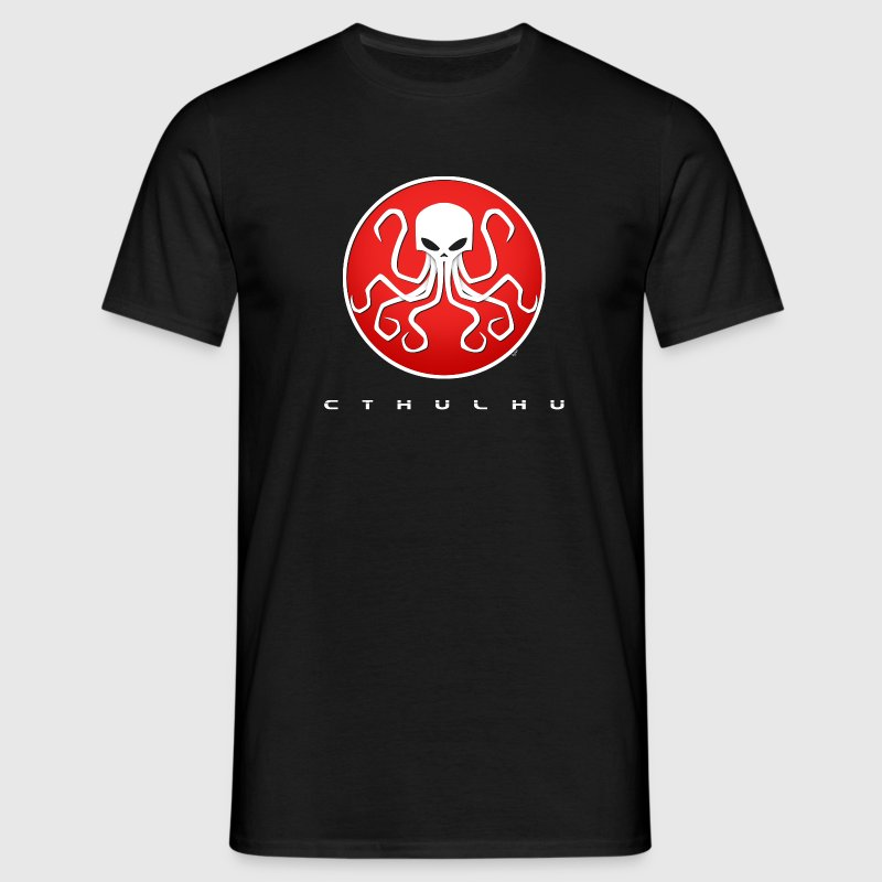 Cthulhu Red  - T-shirt Homme