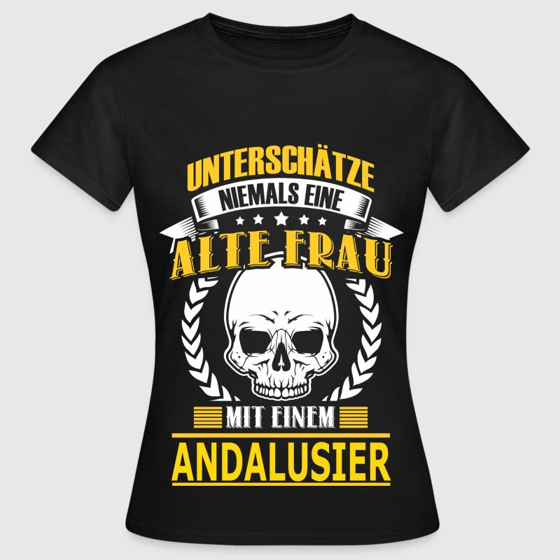 ANDALUSIER T-Shirts - Frauen T-Shirt